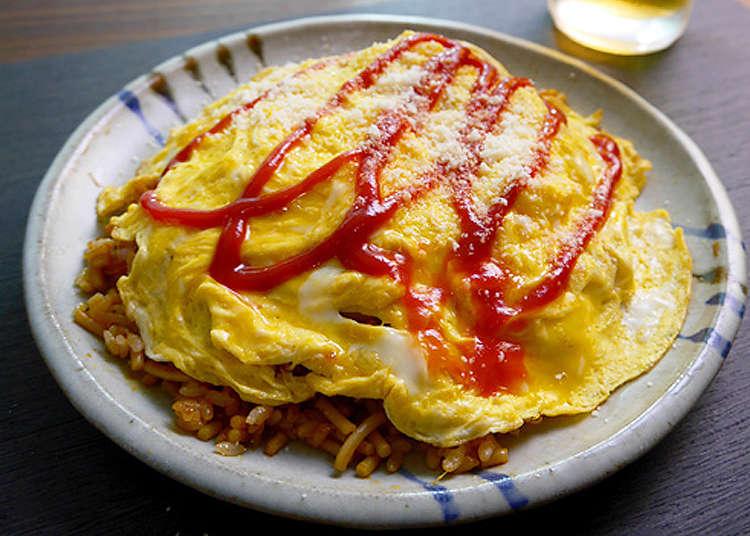 Simple Tasty Japanese Recipes: Napolitan-style Rice Bowl!