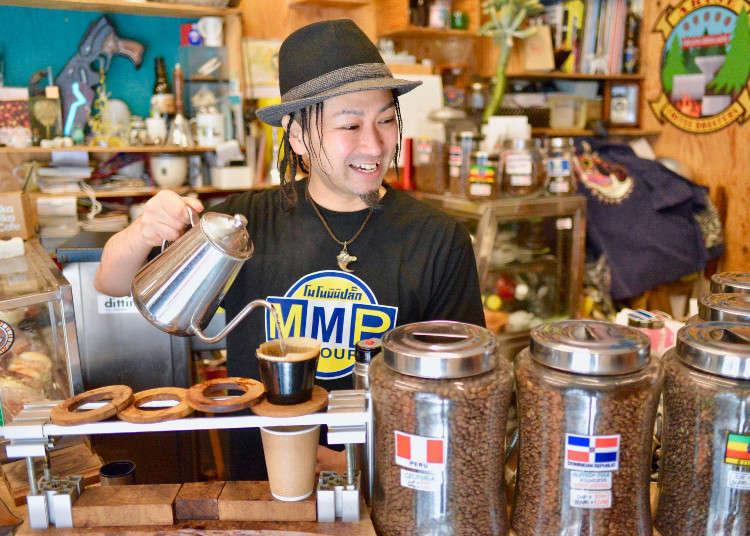 Bring on the Caffeine! 3 Chill Cafes in Tokyo's Coffee Town, Kiyosumi Shirakawa!