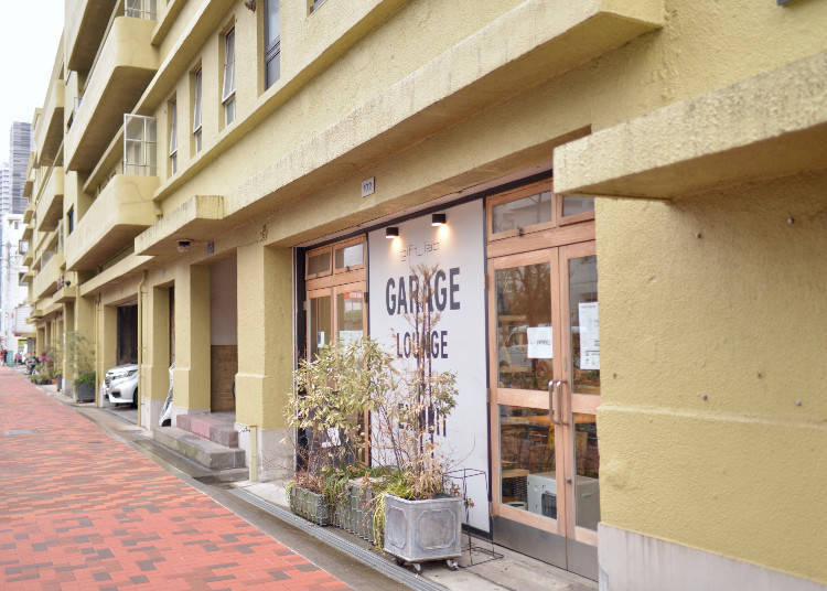 A space to stimulate your creativity: Gift_lab GARAGE