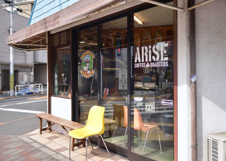 3. ARiSE Coffee Roasters