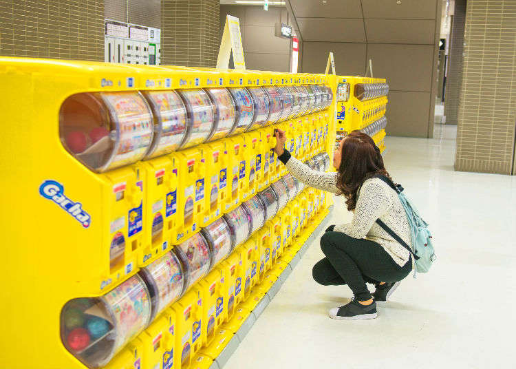 Over 4,000,000 Units Sold! The 8 Top-Selling Capsule Toys From Takara Tomy