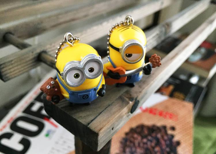 Minion Mascots/200 yen