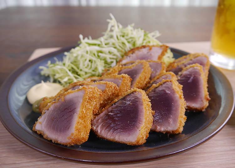 5. Deep-Fried Bonito