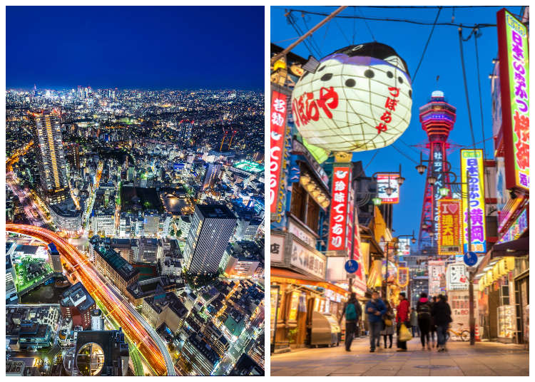 Kansai vs. Kanto: Taking a Look at Japan's Regional Differences!