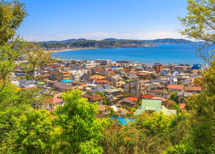 アクセスも良く、海と山が両方見られる「鎌倉」が好き!(アメリカ/男性)
