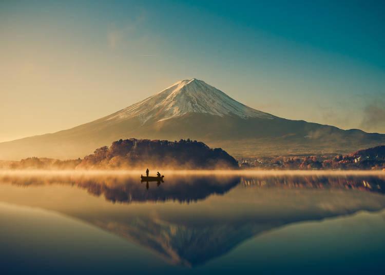 嫌いな場所なんてない。日本の全部が大好き!