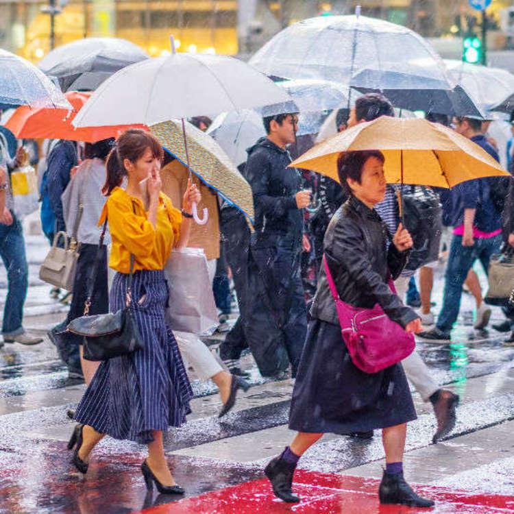 10 Ways To Enjoy A Rainy Day In Tokyo