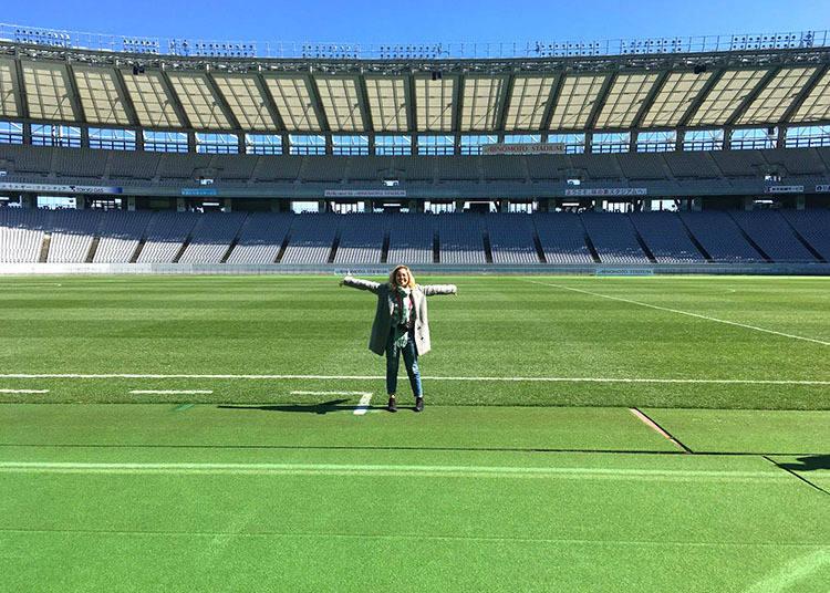 Tokyo (Ajinomoto) Stadium
