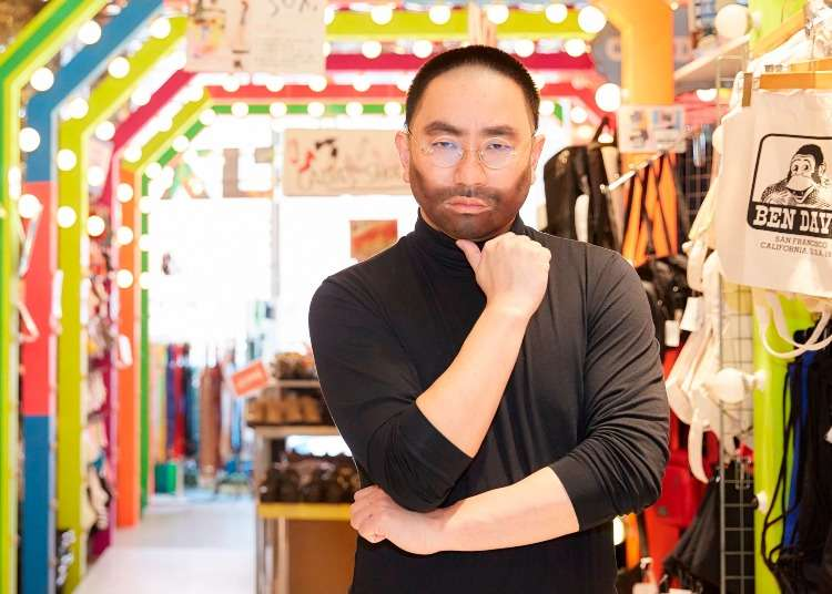 If Steve Jobs came back to life, here's the Harajuku shop Japanese comedian RG Jobs would take him to just to see his reaction (Video)