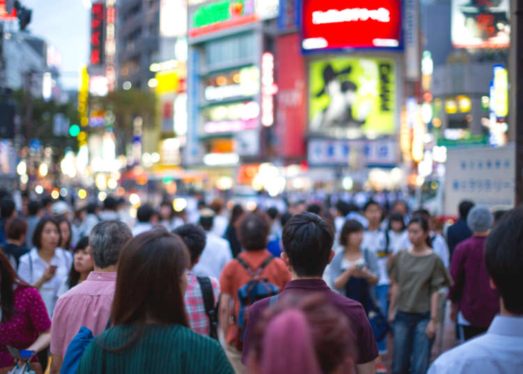 How to Survive the Crowds during Japan's Golden Week 2019