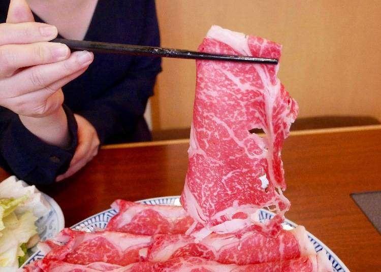 【上野】5000日圓有找!超大片A4霜降日本國產牛吃到飽「鉢之木」