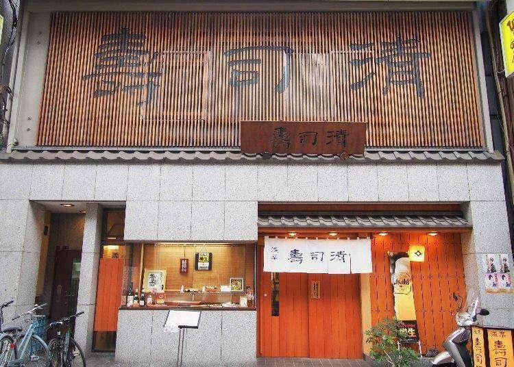 아사쿠사 맛집을 비롯해 100년 넘게 대대로 물려온 노포 레스토랑 5곳!