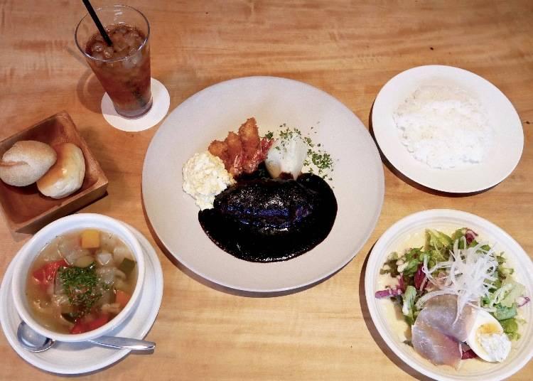 上野洋食遠山特選法式多蜜醬(demi-glace)漢堡排(上野洋食遠山特選デミグラスハンバーグ)
