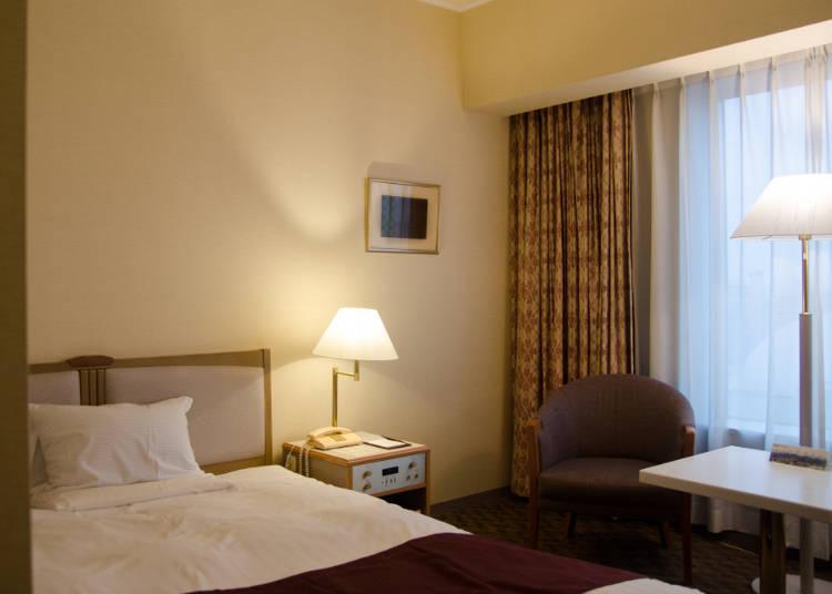 4:ホテルの料金、ちょっと高すぎない?