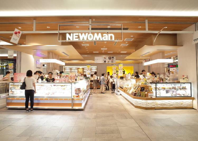 14. Get a Bento Box at NEWoMAN, Directly Connected to Busta Shinjuku!