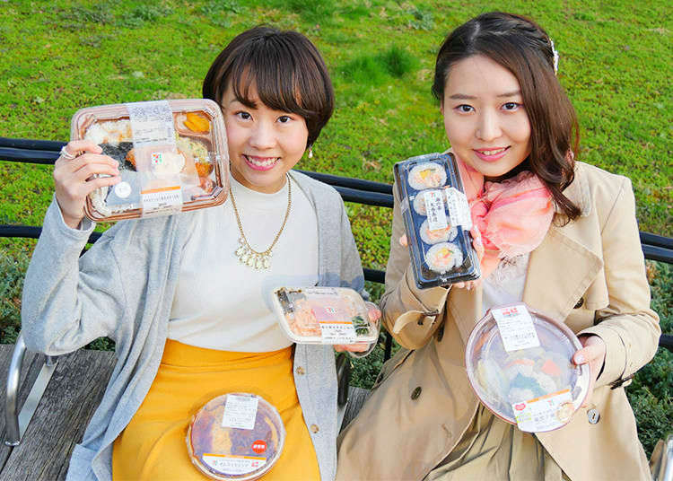 How Tasty is Convenience Store Food in Japan Really? Our Review of 7-Eleven Bento Boxes!