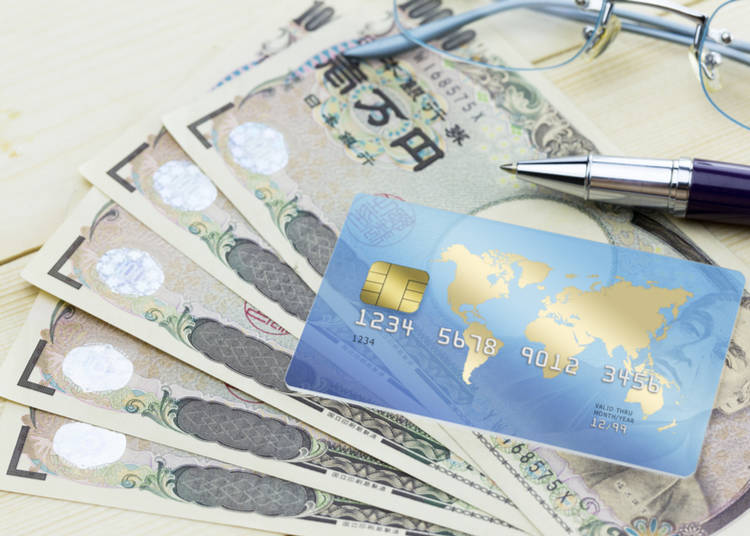 Paying by Card – Japan is far from being a cashless society