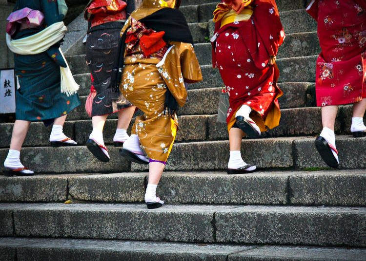The land of the rising sun - and of temples and shrines