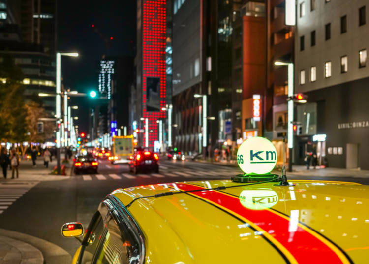 The White Gloved Guardians of Japan's Taxi Cabs