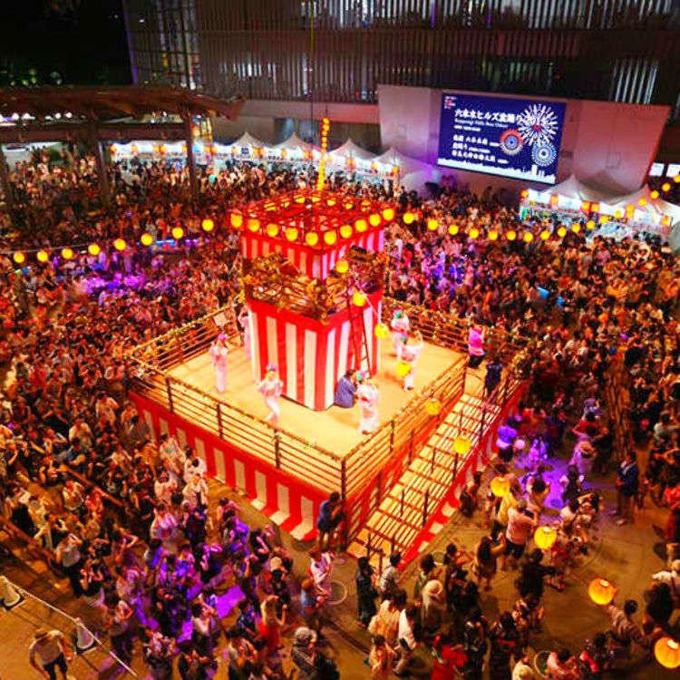 Tokyo's Traditional Festivals in Summer 2018
