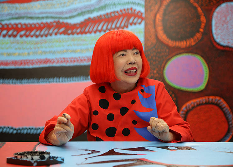 Yayoi Kusama Museum: Here, Now, I have Reached the Grandest Start of My Life
