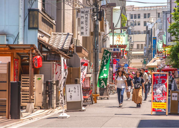 Tokyo Orientation - 12 Neighborhoods & Areas You'll Want to Wander Around