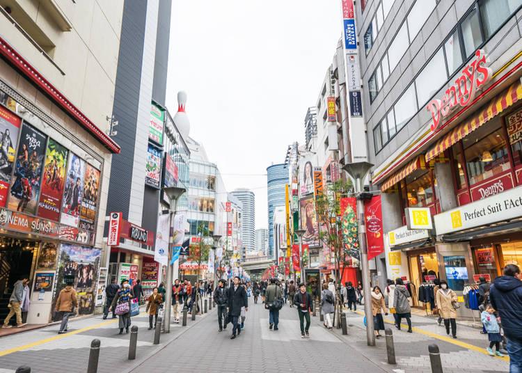 3. Ikebukuro - The Other Akihabara