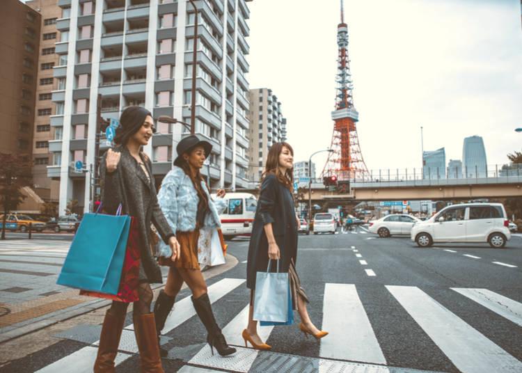 5. Roppongi - Tokyo's Nightlife Center