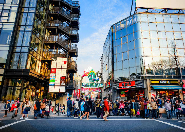 4. Harajuku - Tokyo's Chic Capital