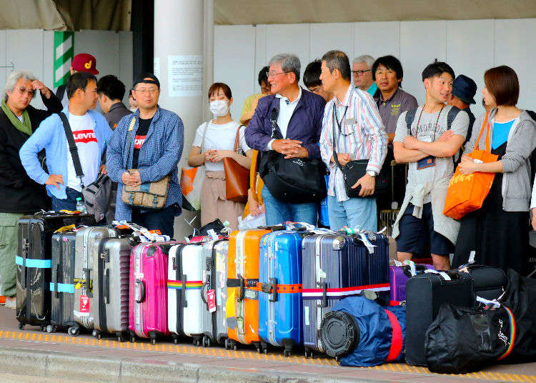 Tokyo Traveling Essentials: Complete Guide to Handling Luggage in Japan!