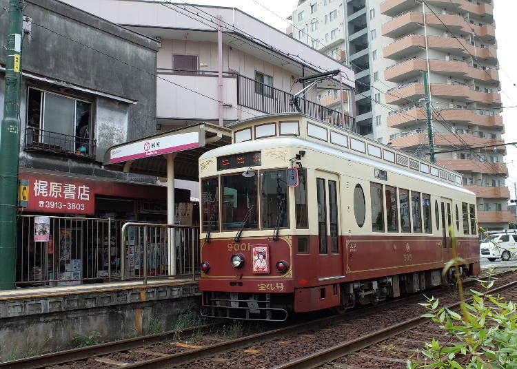 What is the Tokyo Sakura Tram (Toden Arakawa Line)?