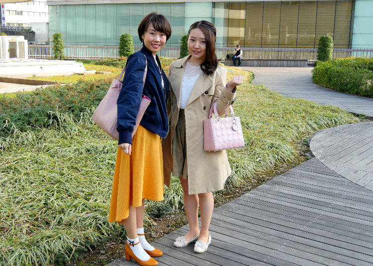 What to wear in Tokyo in late March