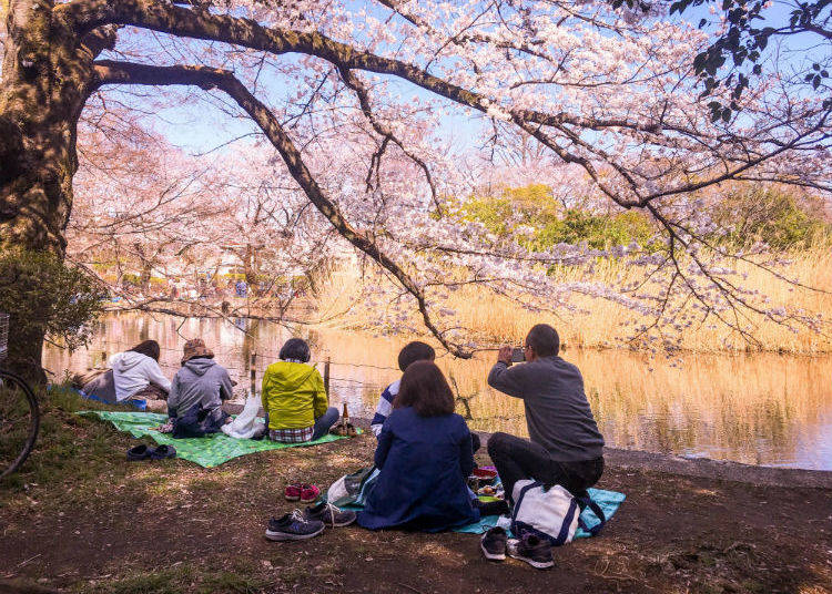 What's the weather like in Tokyo in late March?