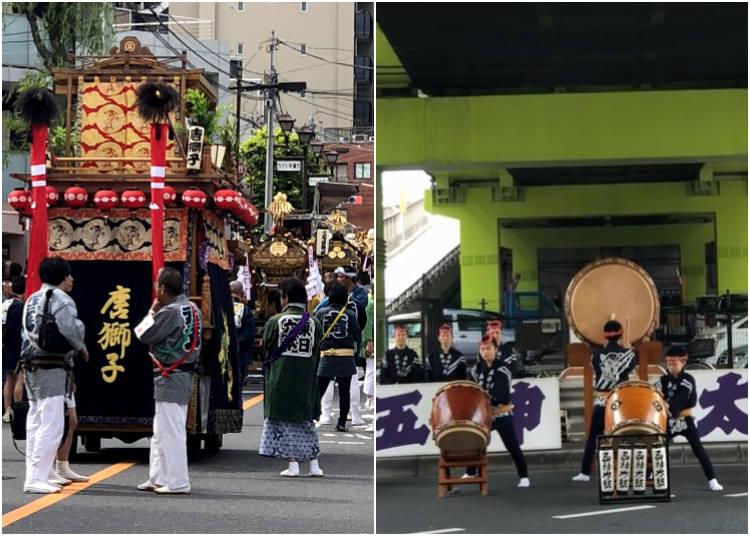 What is there to do in Tokyo in May?