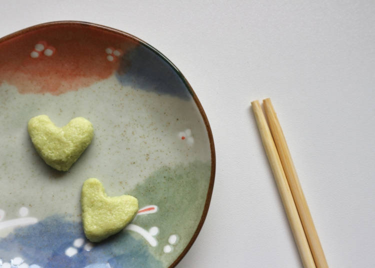 10. Real wasabi lasts quite a long time