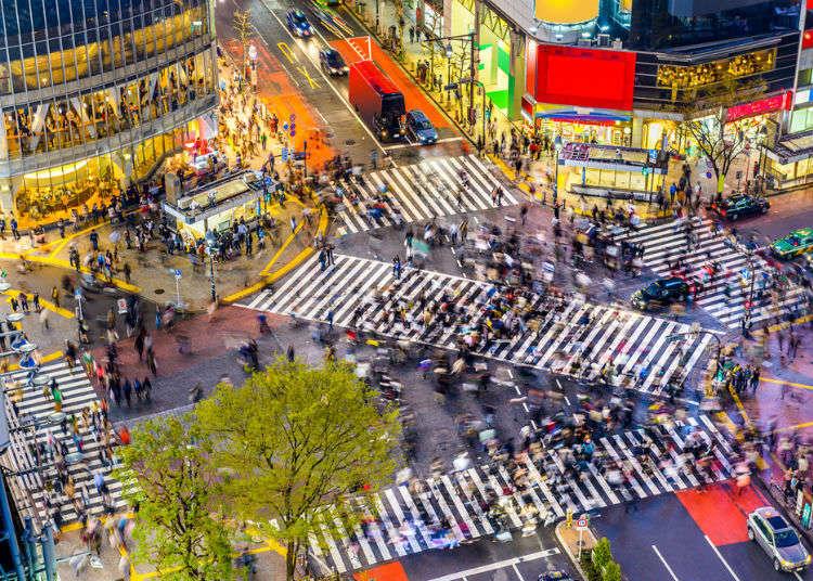 일본에서도 지방보다 도시가 인기일까? 대도시 도쿄, 오사카, 나고야, 하카타의 특징!