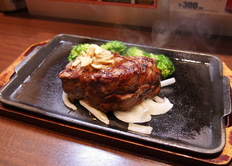 Meat Lovers, Behold the Thick Fillet Steak!