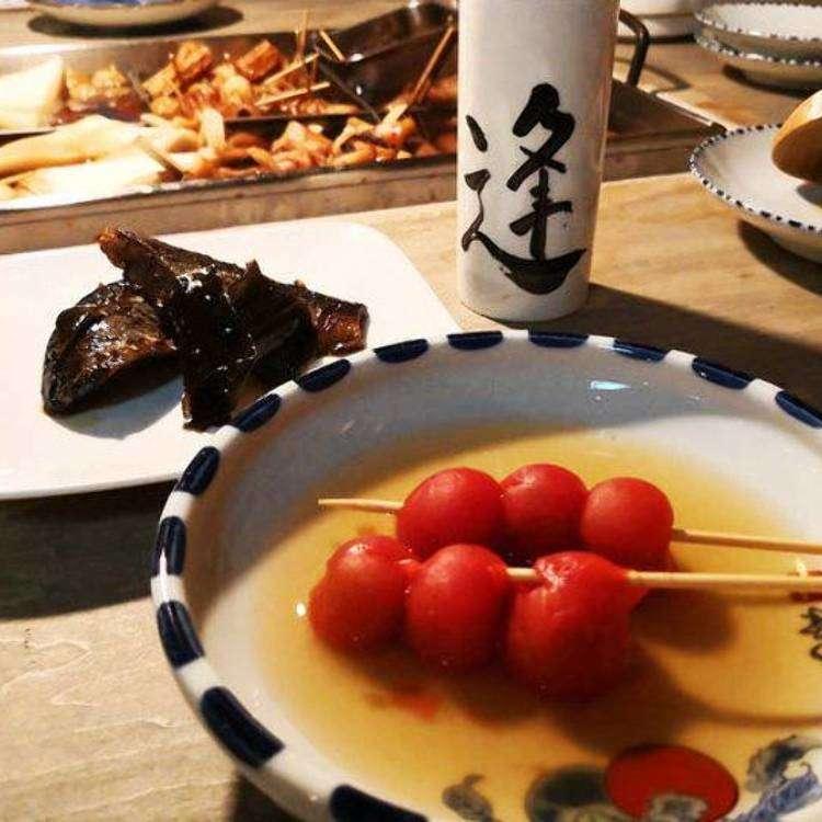 도쿄 에비스 맛집 - 에비스에 위치한 새로운 스타일의 인기 오뎅가게