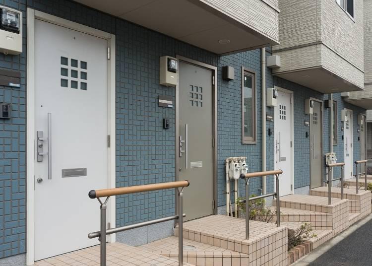 1:日本の家は小さくて、ガッカリ