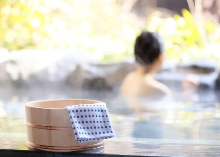 4:タトゥーのせいで温泉に入れなくて、ガッカリ