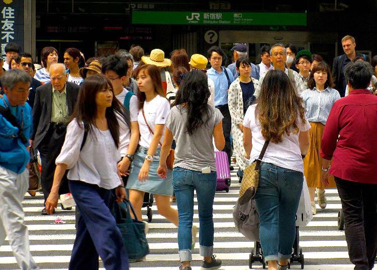日本語で論旨が語られるのは文末