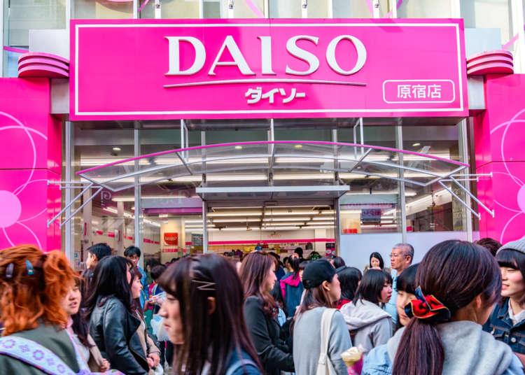 7 Secrets about Daiso, Japan's Fun and Quirky 100-Yen Shop!