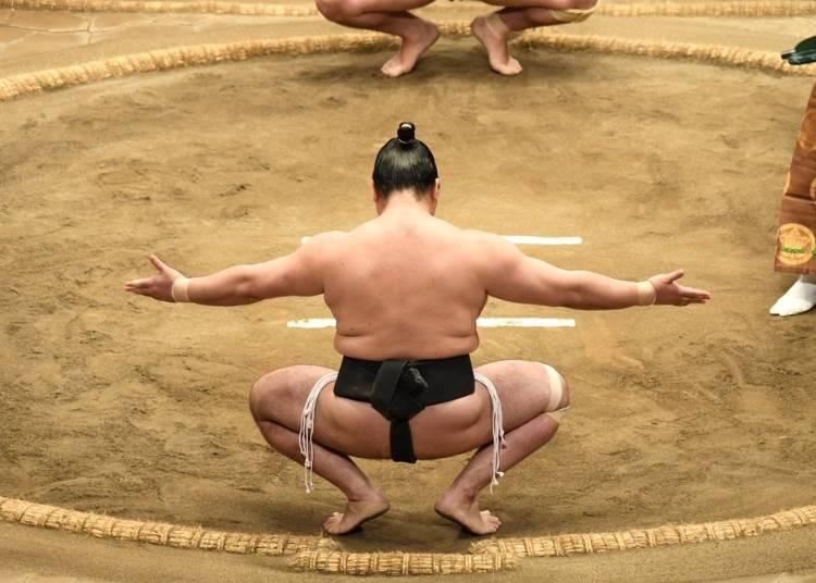 見るのはいいけど試すのはちょっと…「相撲」