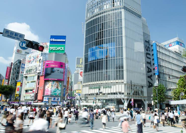 편리한 교통! 도쿄 도내의 전문점에서 손목시계 쇼핑을 고려해 보자