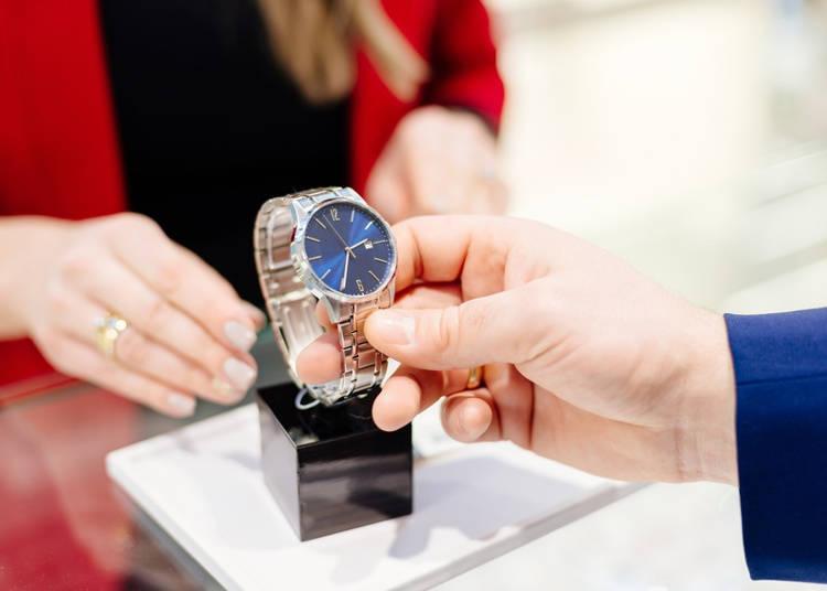 推薦大家在有手錶達人提供服務的專賣店購買
