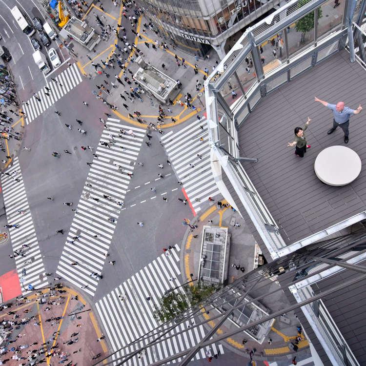 スクランブル交差点をみるならここ! MAGNET by SHIBUYA109 展望台徹底紹介!