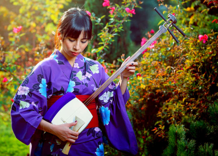 [Movie] Enjoying Traditional Japanese Music and Instruments!