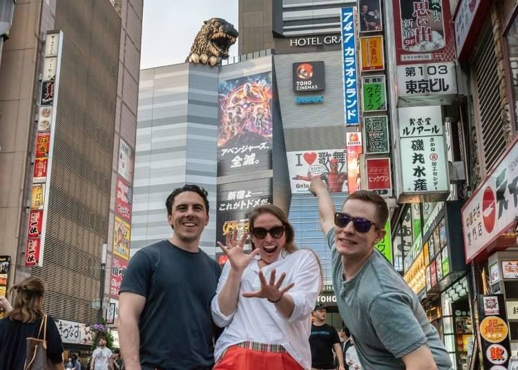 The 48 Hour Tokyo Itinerary