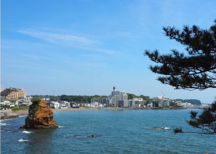 Kanagawa: Hayama Beach