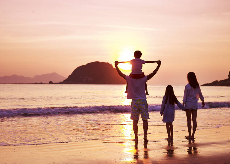 General tips for enjoying the beach and for your own safety